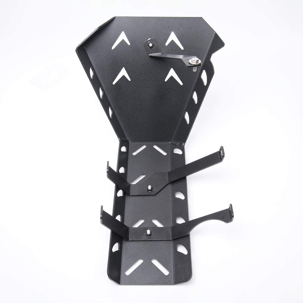 Motorcycle Versys X 300 KLE 300 KLE-300 Engine Guard Protector Bash Skid Plate For Kawasaki Versys-X 300 KLE300 17-18 Black