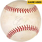 Everth Cabrera San Diego Padres Autographed Game-Used Baseball vs Milwaukee Brewers on July 25, 2013 - Fanatics Authentic Certified