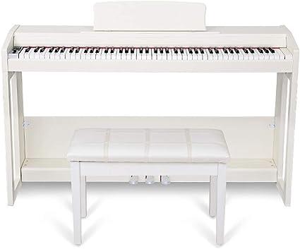 Teclado De Piano Digital para Principiantes Piano Eléctrico ...