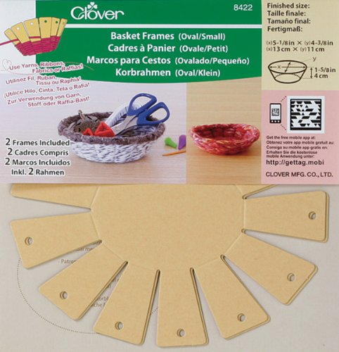 Clover 8422 2 Piece 8 Inch Basket product image