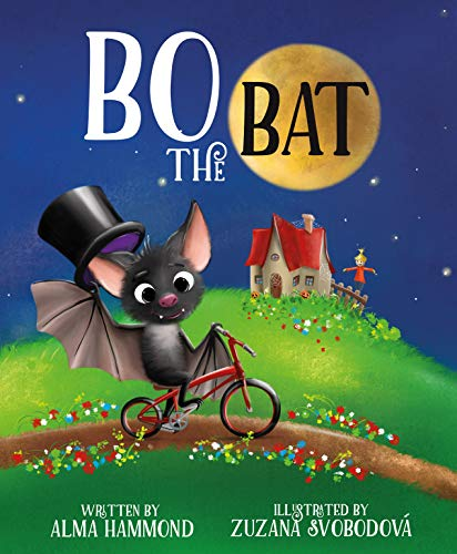Bo the Bat by [Hammond, Alma]