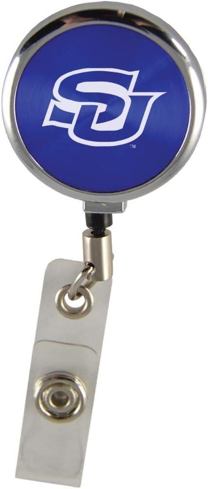 LXG, Inc. Southern University-Retractable Badge Reel-Blue
