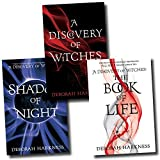 download ebook all souls trilogy collection deborah harkness 3 books set (the book of life, shadow of night, a discovery of witches ) pdf epub