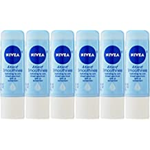 Nivea a Kiss of Smoothness Hydrating SPF 15 Lip Care, 0.17-Ounce Sticks (Pack.