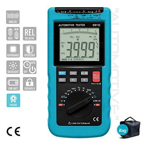 ALLOSUN EM132 Digital Automotive Multimeter