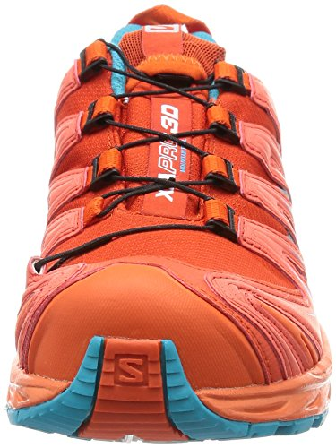 Chaussures Trail Orange Lava Gtx orange W 3d Salomon Bajo Femme Pro De Xa aWPzS