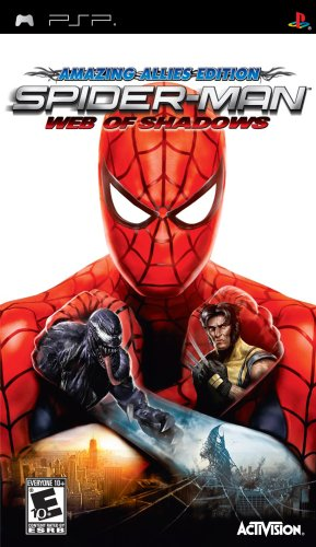 Spider-Man: Web of Shadows - Sony PSP by Activision
