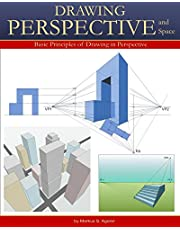 Drawing Perspective & Space: Basic Principles of Drawing in Perspective B/W