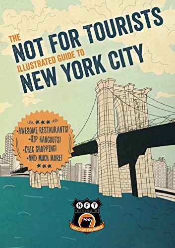 Not For Tourists Illustrated Guide to New York - Ave U Brooklyn