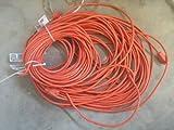 Workforce 100ft (30.5m) Extension Cord Orange