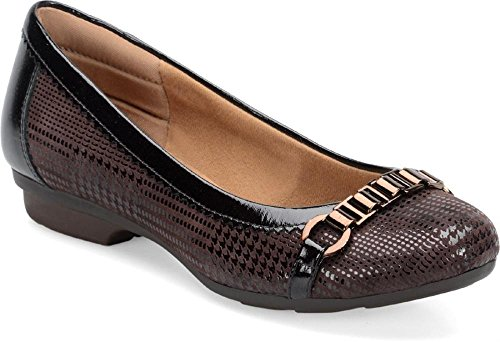 Comfortiva Coffee Loafer Madeira Chaussures Femmes chocolate 7BHrq7w1