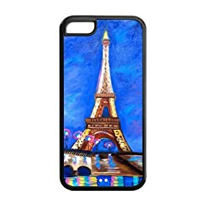 diy phone caseEiffel Tower Solid Rubber Customized Cover Case for iphone 6 4.7 inch 5c-linda25diy phone case1