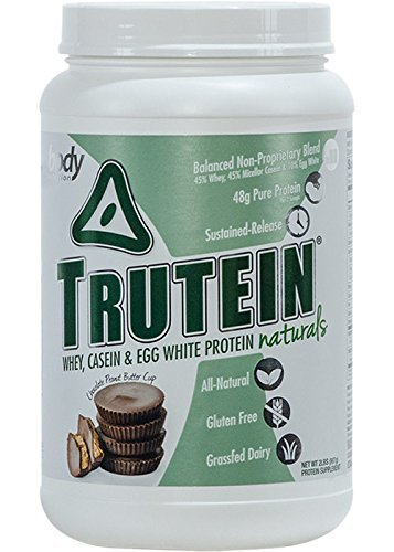 Body Nutrition - Trutein Naturals Vanilla Bean - Natural Whey Protein Blend -... by Body Nutrition by Body Nutrition (Image #1)