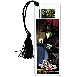 Film Cell Genuine 35mm Laminated Bookmark Wizard of Oz Wicked Witch USBM521