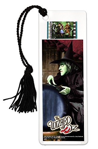 Wizard Of Oz Scene Setter (Film Cell Genuine 35mm Laminated Bookmark Wizard of Oz Wicked Witch USBM521)