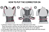 Comfort-Posture-Corrector-and-Back-Support-Brace-100-Cotton-Liner-Type-656