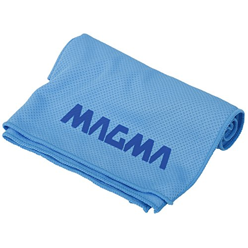 Sweat Towel On Neck: MAGMA Cooling Fitness Towel
