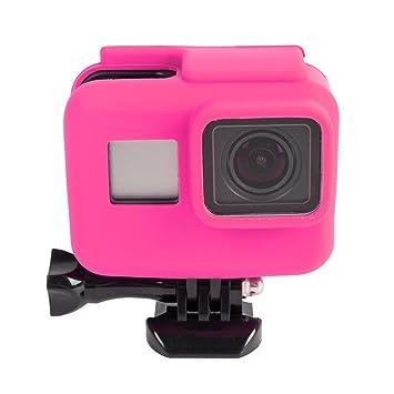 Carcasa de silicona para GoPro 5, de Williamcr