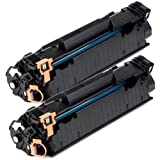 2inkjet© 2 Pack Compatible Canon 128 Toner Cartridge For ImageClass D530, D550, MF4412, MF4420n, MF4450, MF4550, MF4550d, MF4570dn, MF4570dw, MF4580dn, MF4770n, MF4880dw, MF4890dw, Faxphone L100, L190 (2 Pack), Office Central