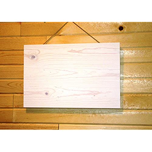 blank wood sign amazon com