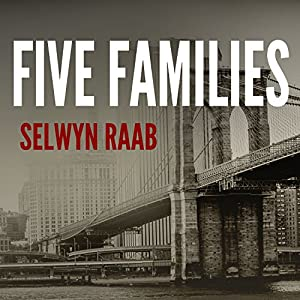 Five Families Audiobook