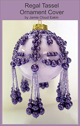 Regal Tassel Ornament Cover ()