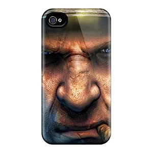 For Iphone 4/4s Protector Cases Starcraft Terran Phone Covers