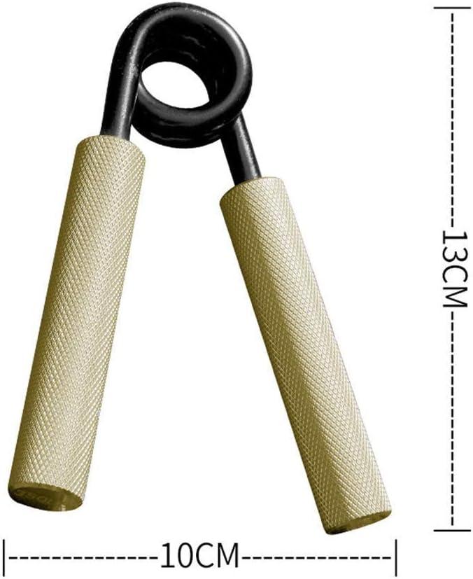 Handmuskeltrainer Gripper Aus Geh/ärtetem Stahl Und Aluminium Handtrainer 68 Kg Unterarmtrainer 45 Kg Yqzq Fingerhantel F/ür Maximale Griffkraft