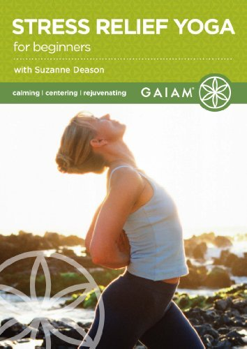 Stress Relief Yoga [DVD] [2005] by Suzanne Deason