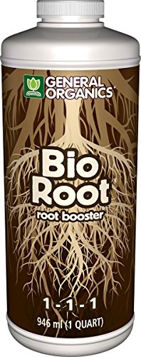 General Organics GH5322 BioRoot Root Booster, 1 Quart
