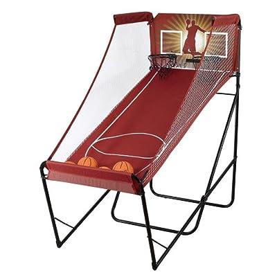 BB125 Harvil Double-Swish Electronic Basketball Recreation Game
