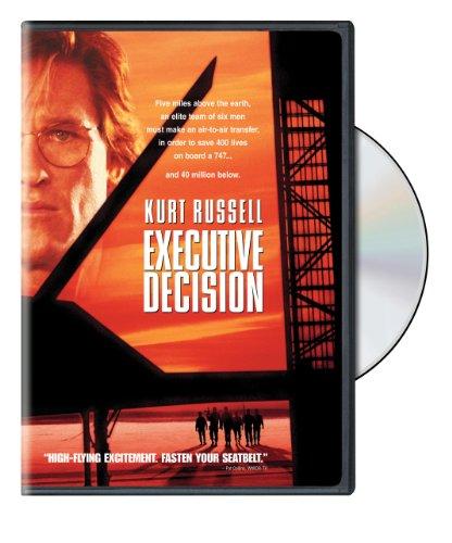 Executive Decision (DVD) ()