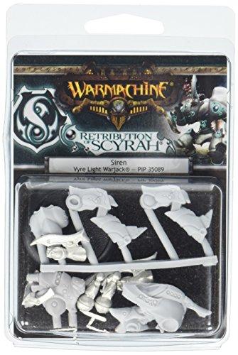 Privateer Press Siren: Retribution of Scyrah Light Warjack (Resin/Metal) Miniature Game Figure