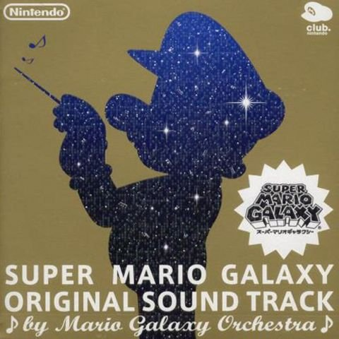 Price comparison product image Super Mario Galaxy 2 Original Soundtrack