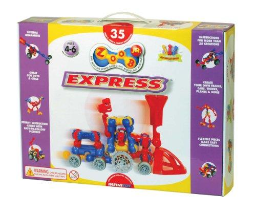 ZOOB Jr. Express Train Set