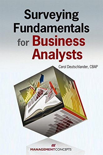 Surveying Fundamentals for Business Analysts ()