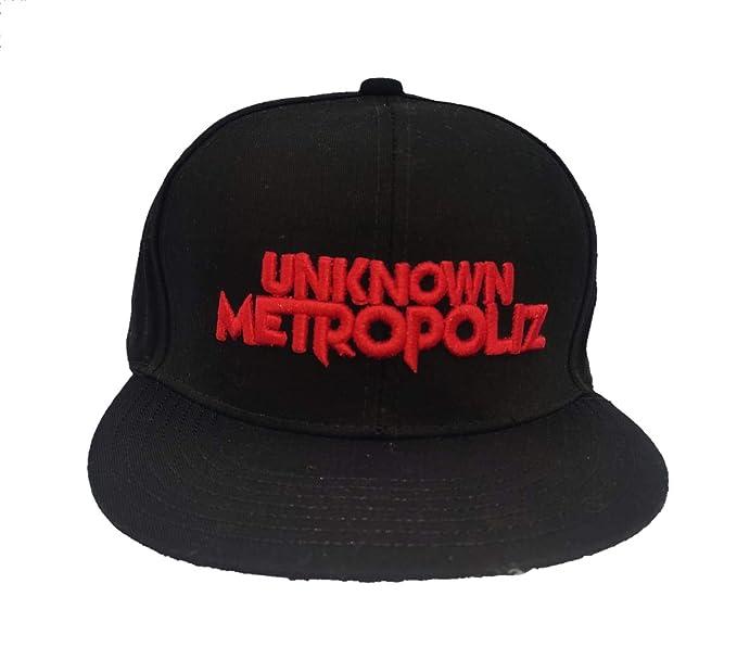 Unnamed Mens Classic Hip Hop Baseball Cap 100/% Cotton Unisex Soft Adjustable Size Black