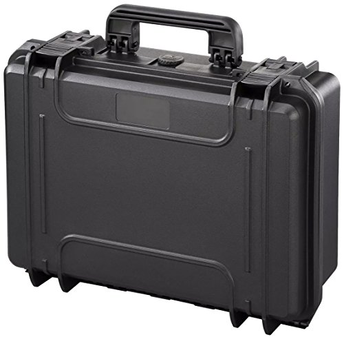 DORO Cases Waterproof Heavy Duty Gun Case, 5 Pistol custom foam insert by MyCaseBuilder