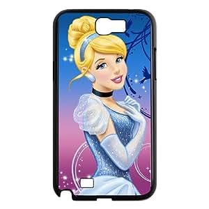 Cinderella II Dreams Come True Samsung Galaxy N2 7100 Cell Phone Case Black LMS3835080