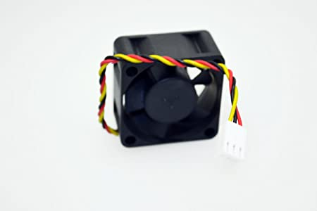 Sunon 40x40x20mm 3 Pin Fan MB40201VX-000U Replacement Fan for Cisco Routers /& Switches 891 1811 1803 2811 7301 2950
