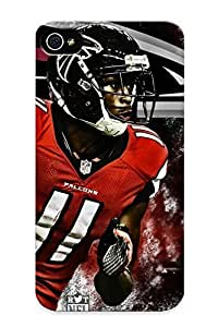 Fashionable Style Case Cover Skin Series For Iphone 4/4s- 2013 Atlanta Falcons Football Nfl