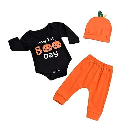 Niño niña disfraces de Halloween Bebé recién nacido traje de ...