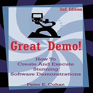 Great Demo! Audiobook