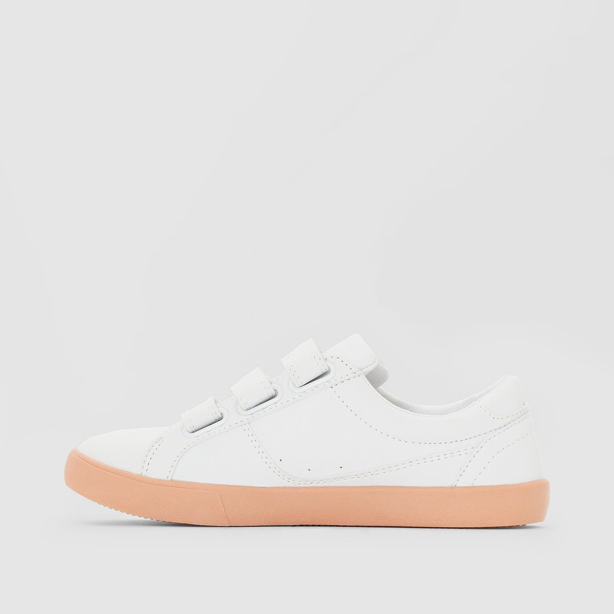 La Redoute Womens Coloured Sole Trainers