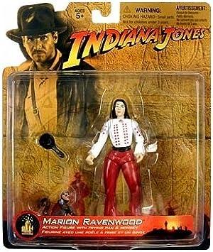 Indiana Jones Raider de el Arca perdida (Indiana figura de acción con oculta reliquia: Amazon.es: Juguetes y juegos