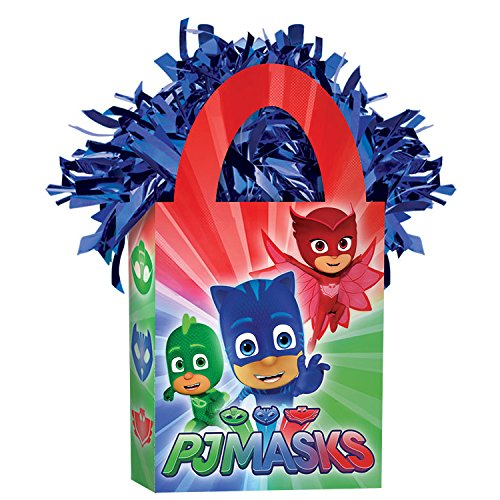 PJ Masks Mini Balloon Weight Tote, Party Favor