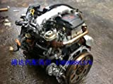 TOYOTA 1KZ 3.0 cold turbocharged diesel engine of