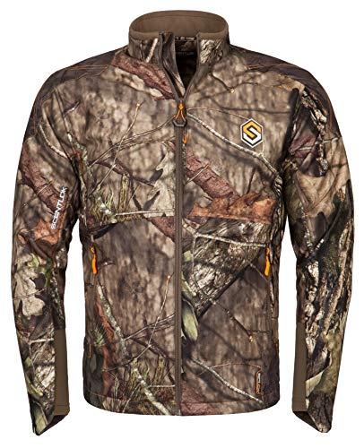ScentLok Full Season TAKTIX Jacket (Mossy Oak Country, X-Large Tall)
