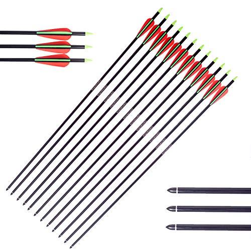 Heypshine Aluminum Arrows 31