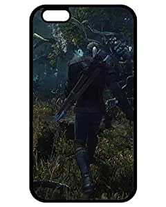 Alan Wake Game Case's Shop Best New Design Shatterproof Case For iPhone 6 Plus/iPhone 6s Plus (The Witcher 3: Wild Hunt) 3158037ZA291096994I6P